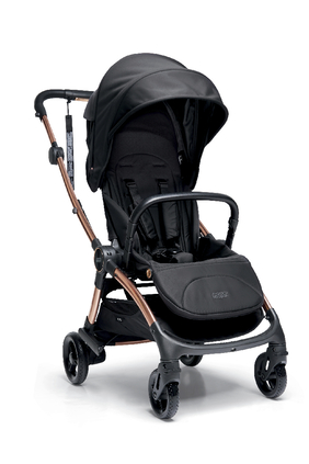 Airo Pushchair  - Dusk with Rose Gold Frame