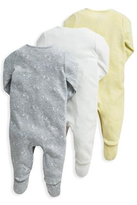 3 Pack Eid Sleepsuits