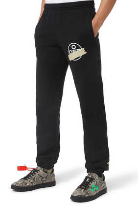 Tape Arrows Jogging Pants