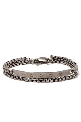 Chain Identity Bracelet