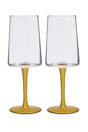 Creatures of Curiosity Wine Glasses Set of 2, 260ml