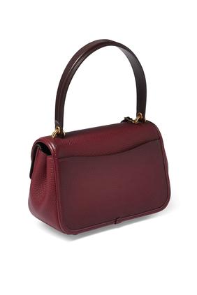 Cody Pebble Leather Shoulder Bag