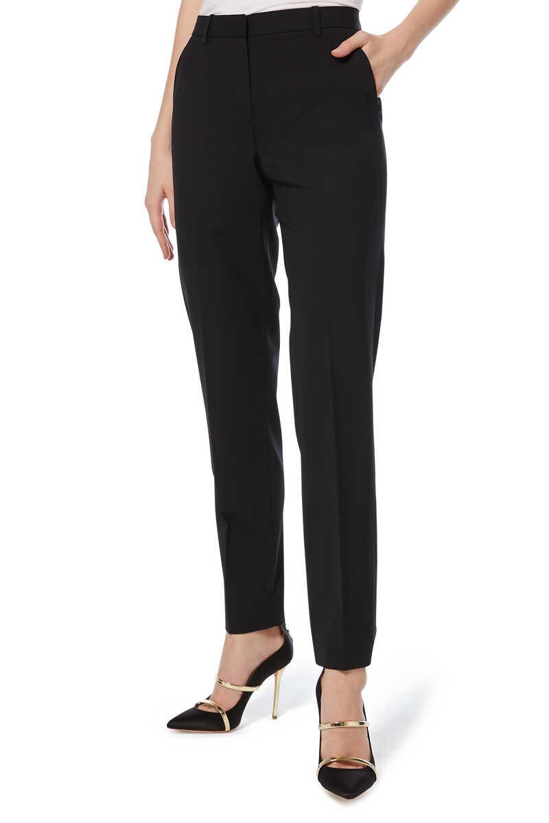 Treeca Tailored Wool Pants image number 1
