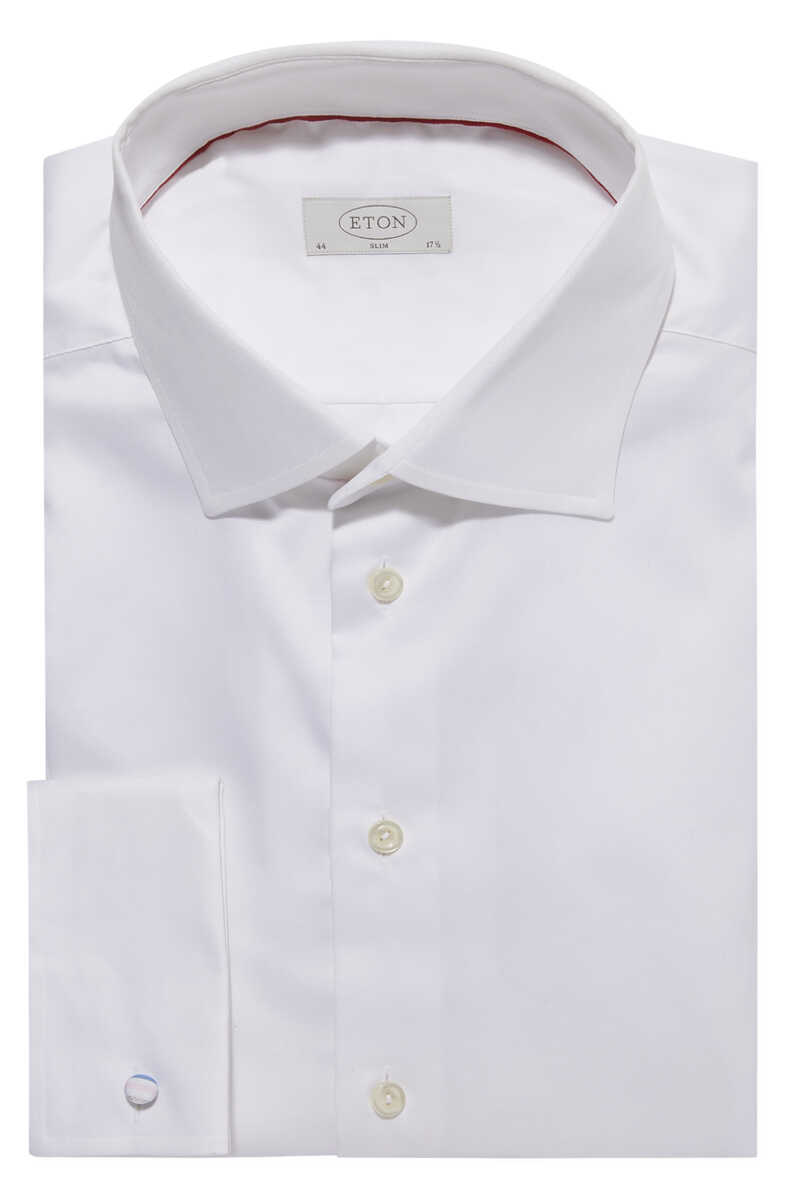 Slim Fit Signature Twill Shirt image thumbnail number 1