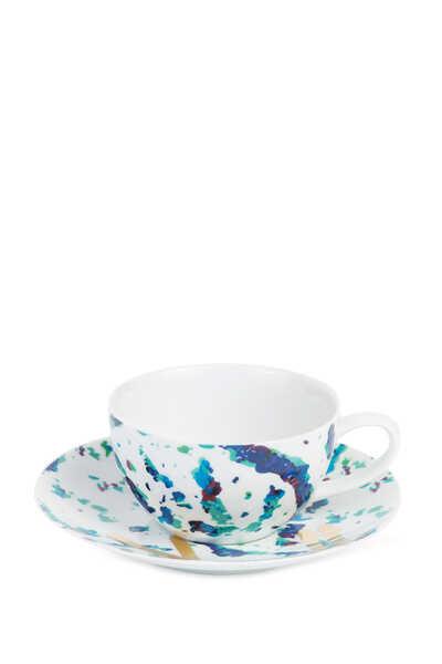 Fairuz Tea Cup and Saucer