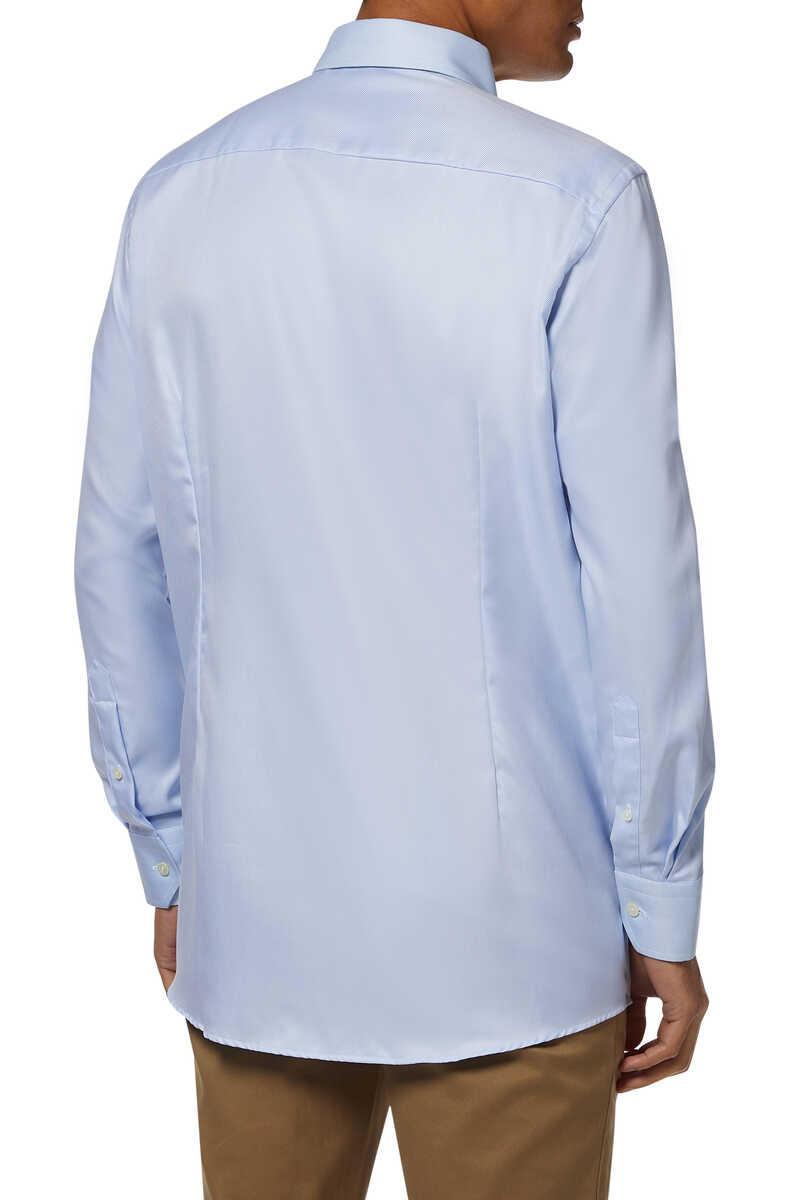 Signature Twill Shirt image number 3