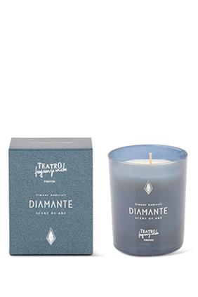 Diamante Scented Candle