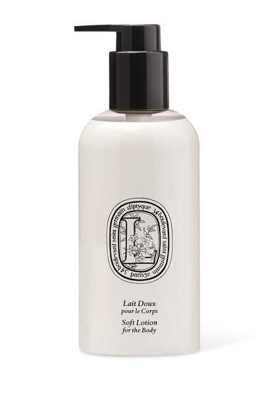 Soft Body Lotion