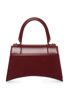 Hourglass Small Top Handle Bag