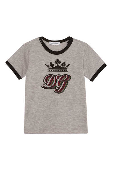 DG Crown Print T-Shirt