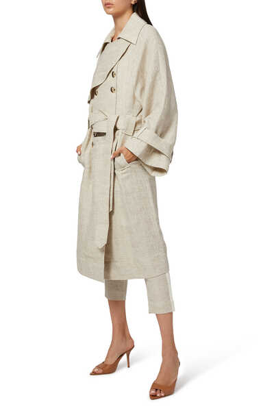Reece Trench Coat