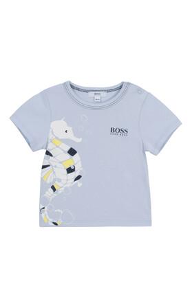 Seahorse Logo T-Shirt