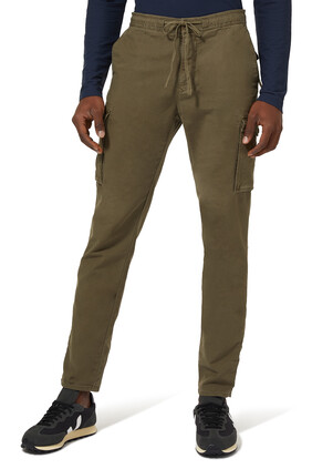 Tapered-fit Cargo Pants
