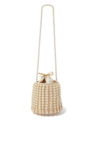 La Comedie Pearl Bag