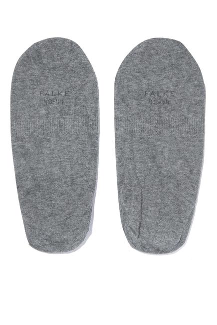 Light-Grey Step Socks