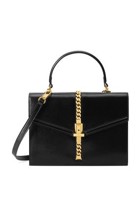 Sylvie 1969 Small Top Handle Bag
