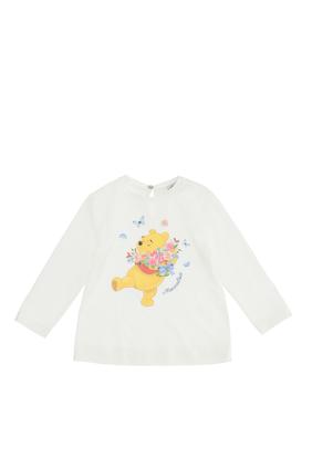 Winnie The Pooh Cotton Top