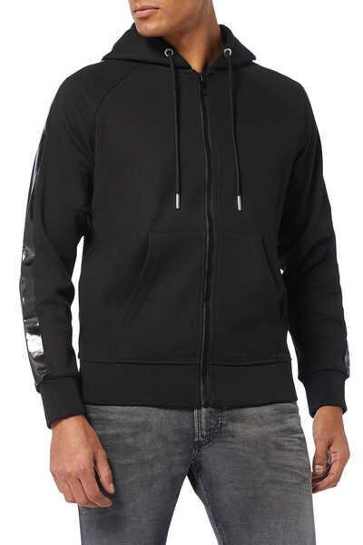 Gimk Hooded Zipper