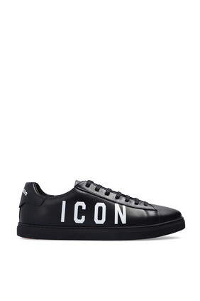 ICON Leather Sneakers
