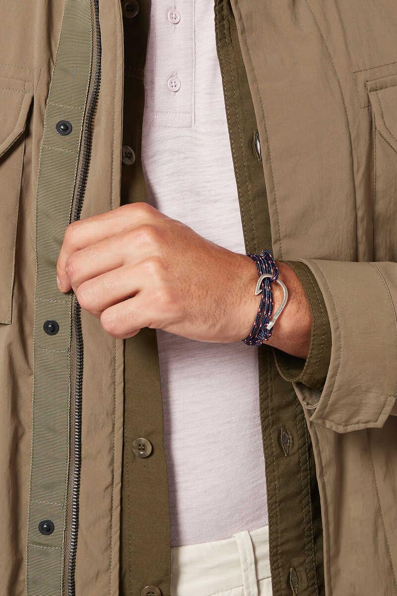 Hooked Rope Bracelet image number 2