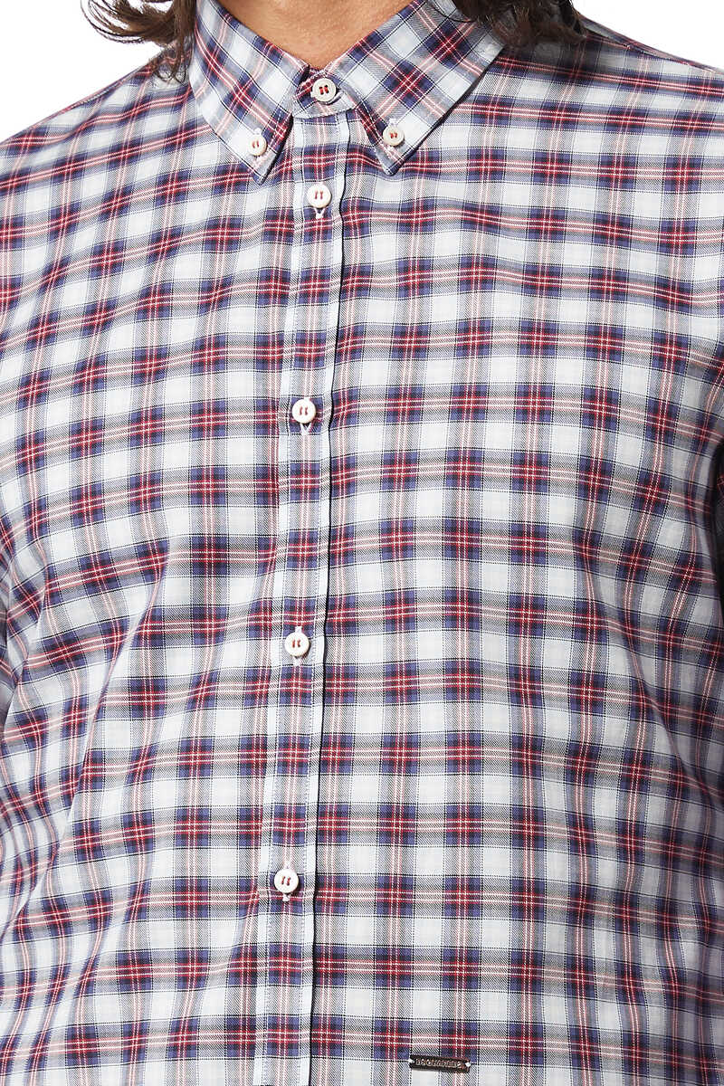 Checked Shirt image number 4