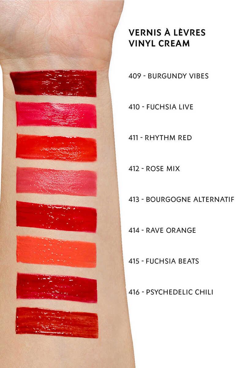 Vernis À Lèvres Vinyl Cream Liquid Lipstick image number 2
