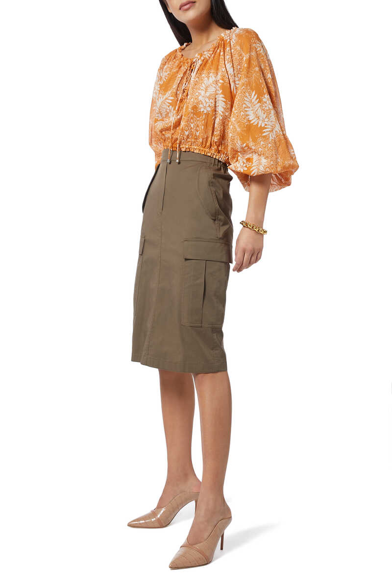 Harmony Floral Print Blouse image number 2