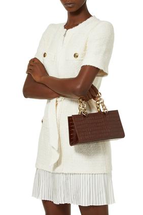 Medium Gaia Shoulder Bag