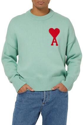 Oversized Ami de Coeur Sweater