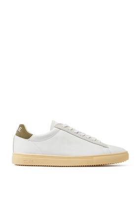 Bradley Leather Sneakers