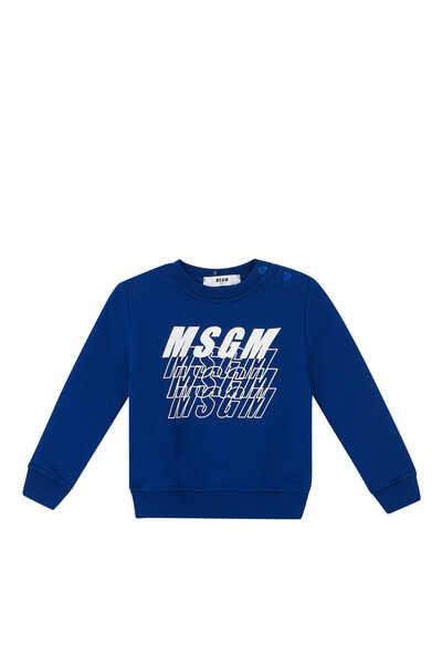 Logo Shadow Sweatshirt