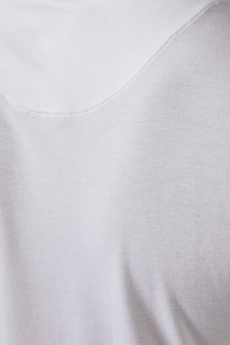 Sea Island Cotton T-Shirt image number 3