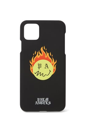 Burning Head Logo iPhone 11 Pro Max Case