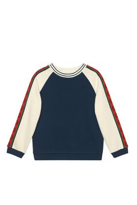 Interlocking G Cotton Sweatshirt