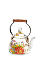 Flower Market 2 Quart Tea Kettle