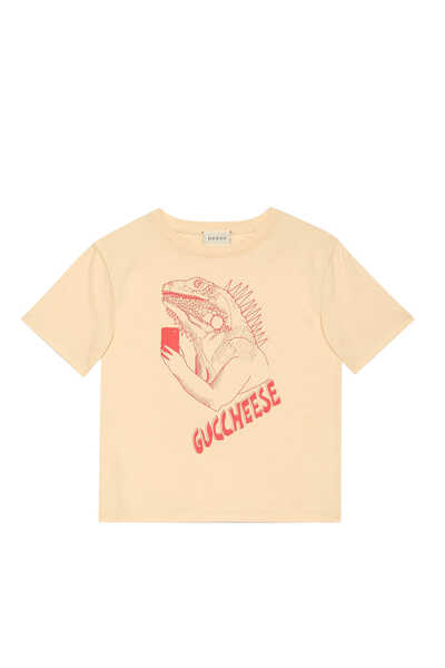 Gucheese Cotton T-Shirt