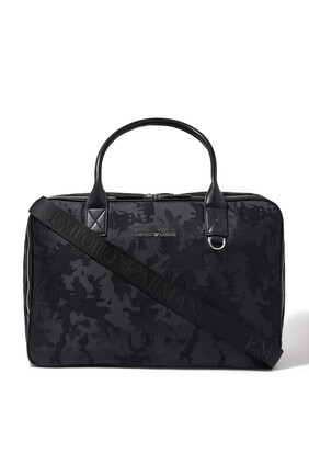 Camo Travel Duffle Bag