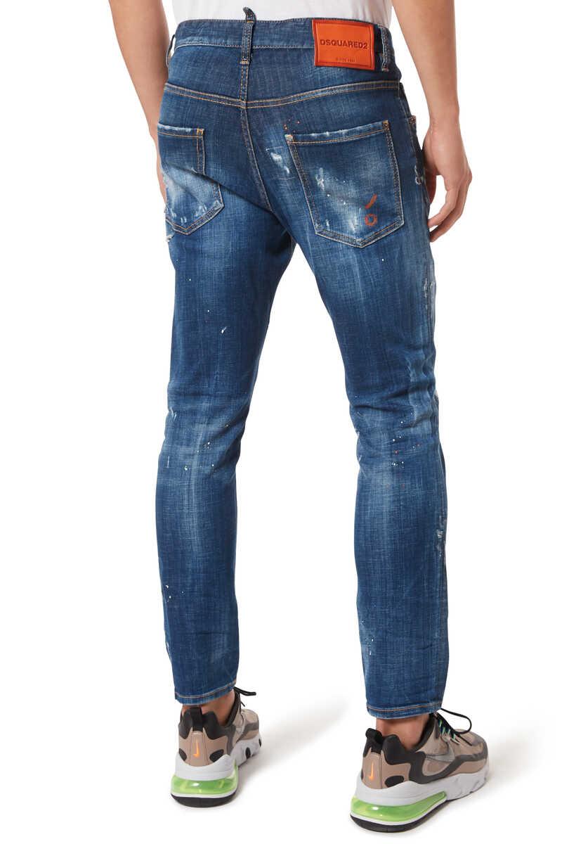 Macchia Skater Denim Jeans image number 3