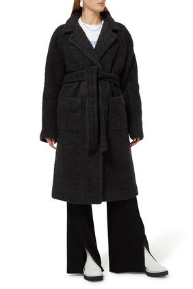 Bouclé Wool Jacket
