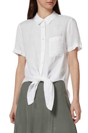 Hekanina 2 Linen Shirt