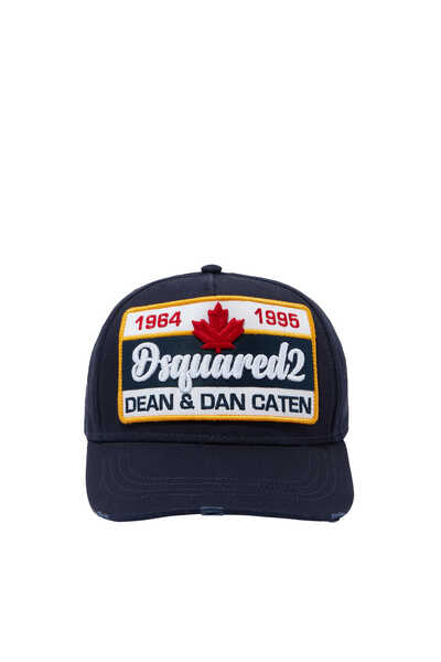 DSQ2 Patch Baseball Cap