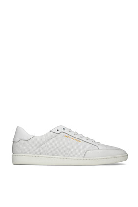 Andy Low Top Leather Sneakers