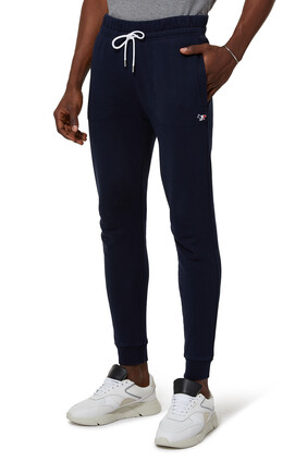 Fox Patch Jogging Pants