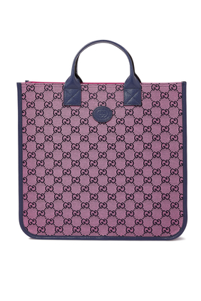 GG Canvas Tote Bag