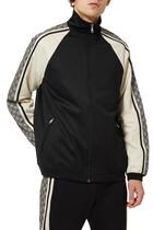 Oversize Technical Jersey Jacket