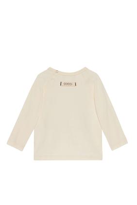 'I Can't Be Bad' Cotton Sweatshirt