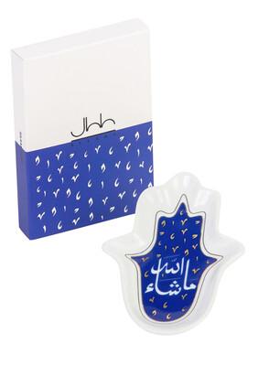 Mashallah Hand of Fatima Catchall Tray