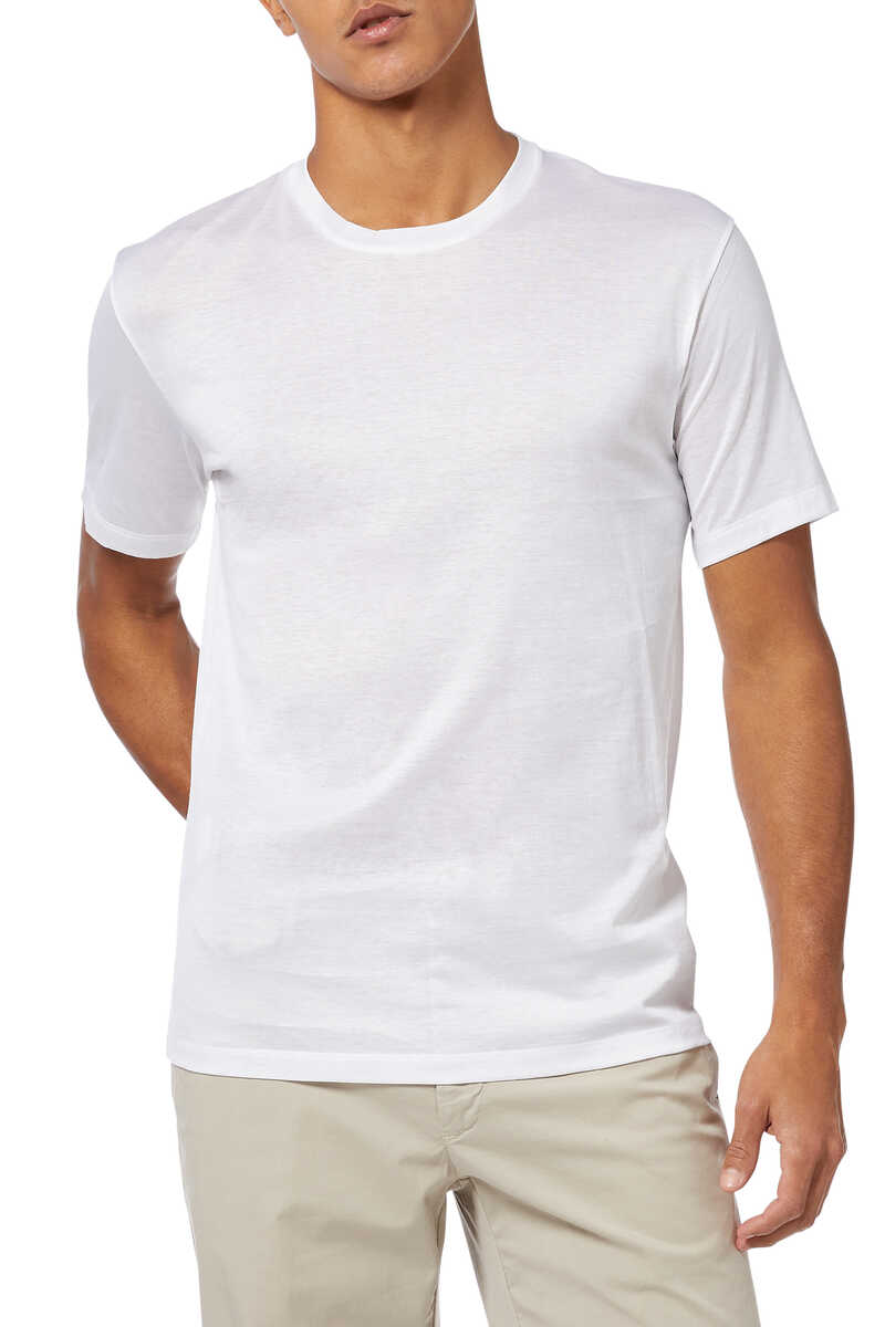Cotton Sporty T-Shirt image number 1