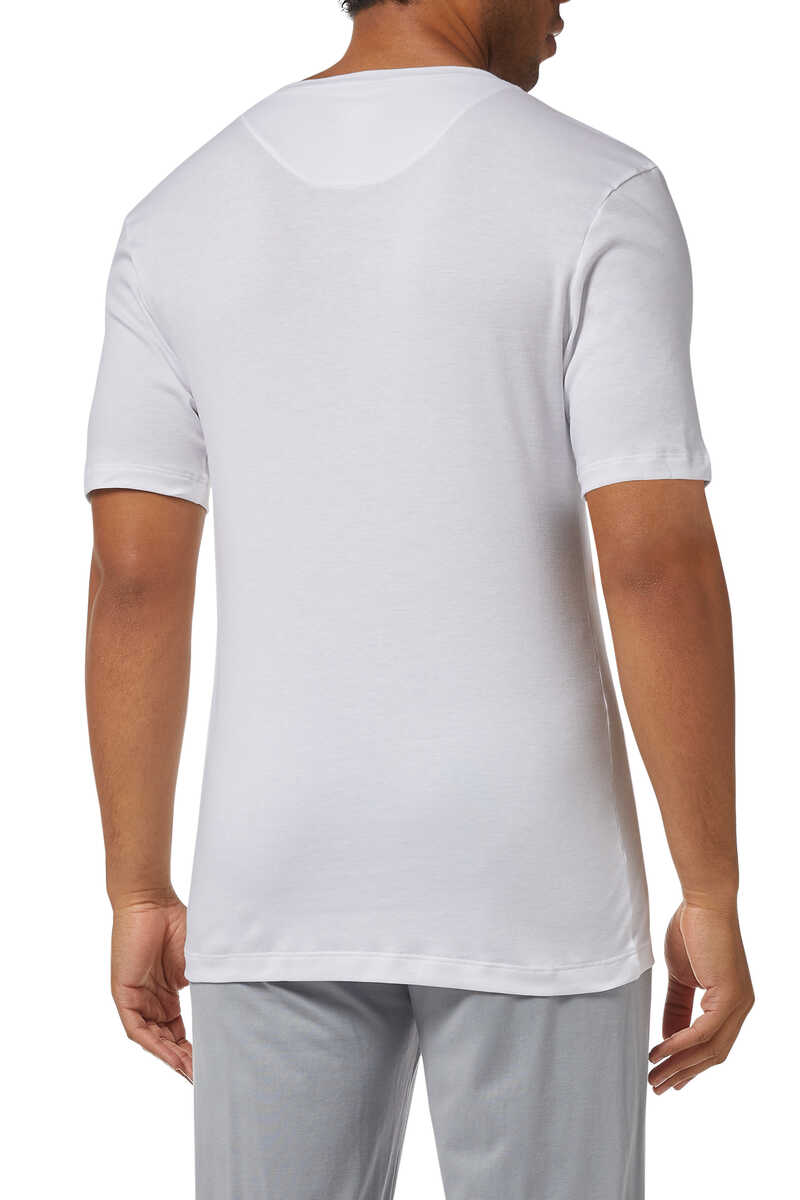 Sea Island Cotton T-Shirt image number 2