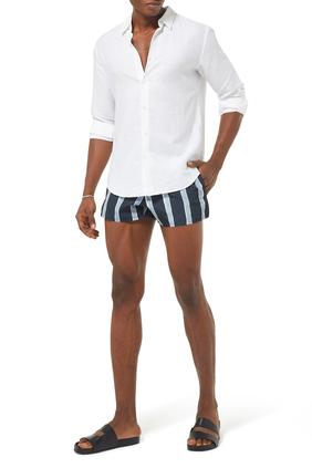 Stripes Swim Shorts